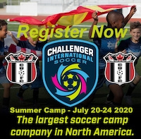 Challenger Summer Camp 2020
