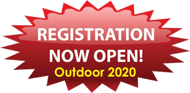 Outdoor 2020 Registration